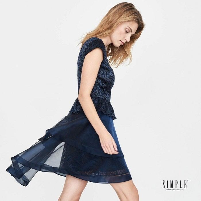 Simple promocje sukienki Newsweek