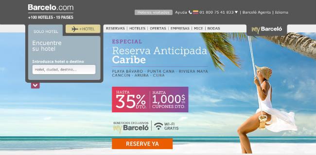 promociones Barcelo