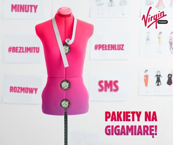 Virgin Mobile promocje doladowania Newsweek