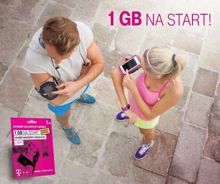 Promocja T-mobile na telefon Newsweek