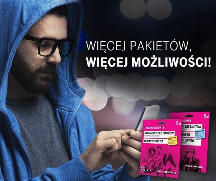 T mobile promocje pakiety Newsweek