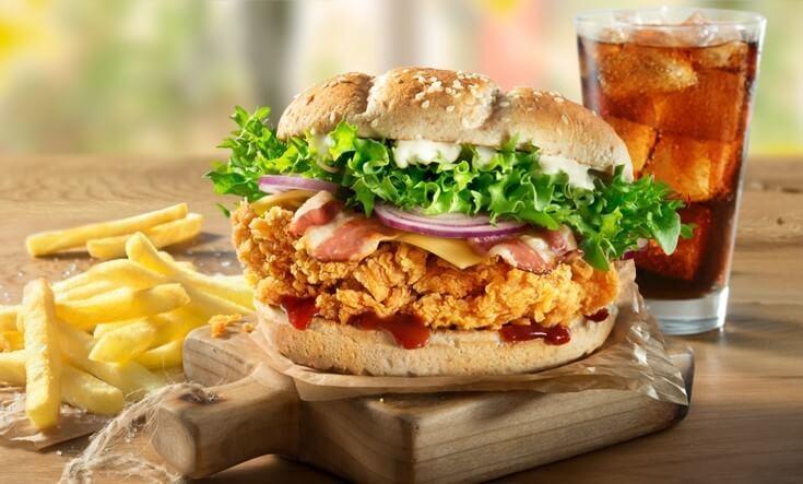 KFC promocje KFC menu Newsweek