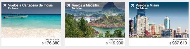 Promociones Despegar Colombia