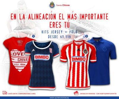 promociones Tienda Chivas