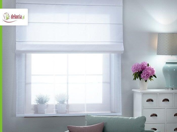Dekoria kupon rabatowy dekoracje okienne na Newsweek