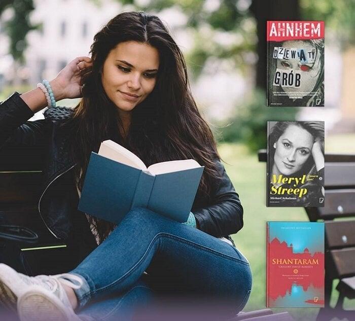 Kupon promocyjny Merlin bestsellery na Newsweek