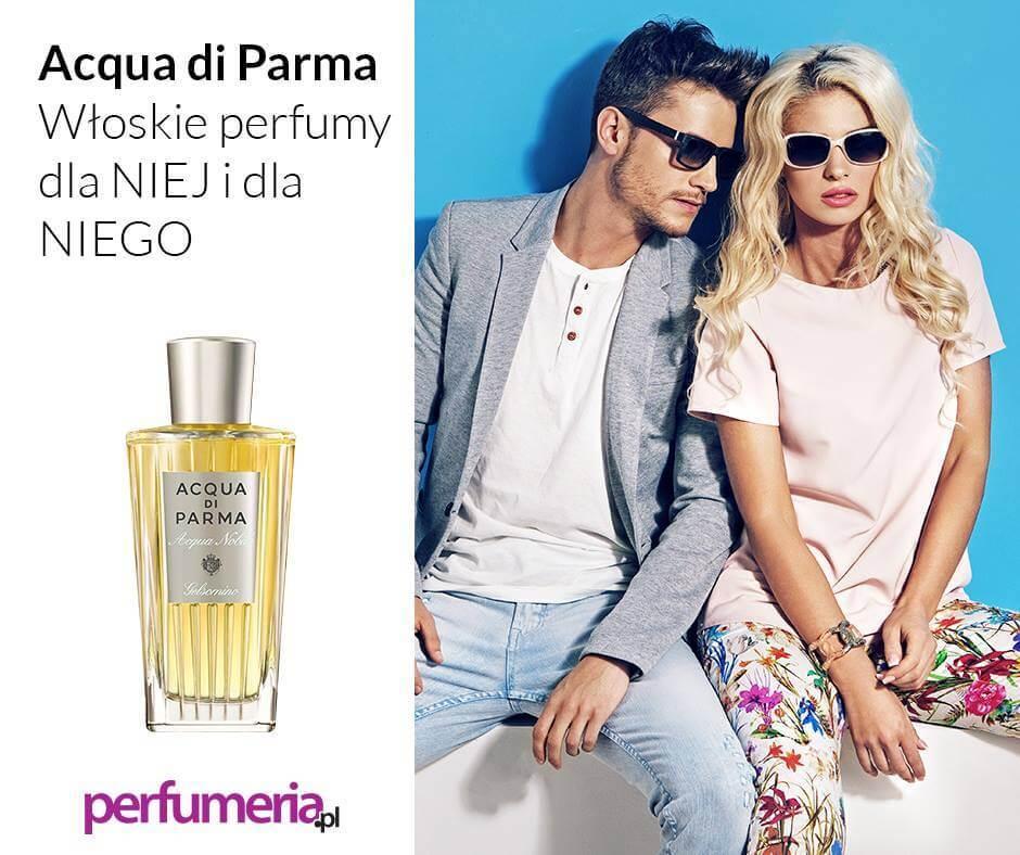 Perfumeria.pl kod rabatowy Acqua Di Parma Newsweek