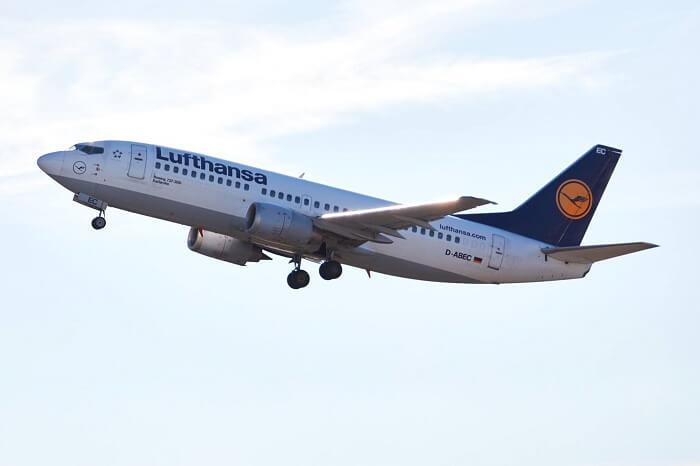 Lufthansa promocje loty na Newsweek