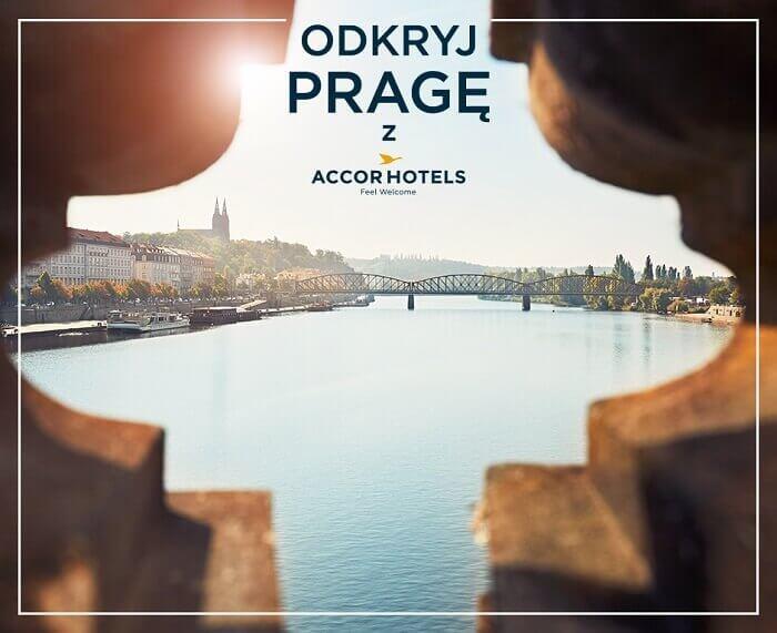 Accorhotels kupony rabatowe Praga - Newsweek