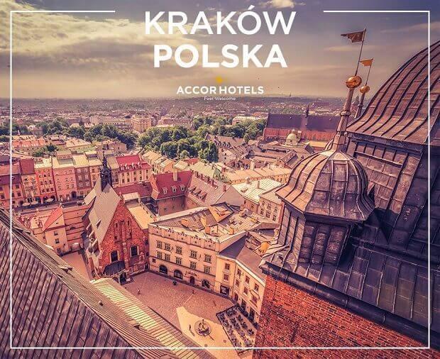 Accorhotels promocje Kraków - Newsweek