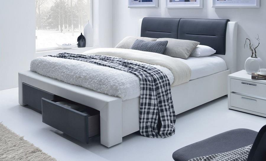 Meble.pl promocja łóżko na Newsweek