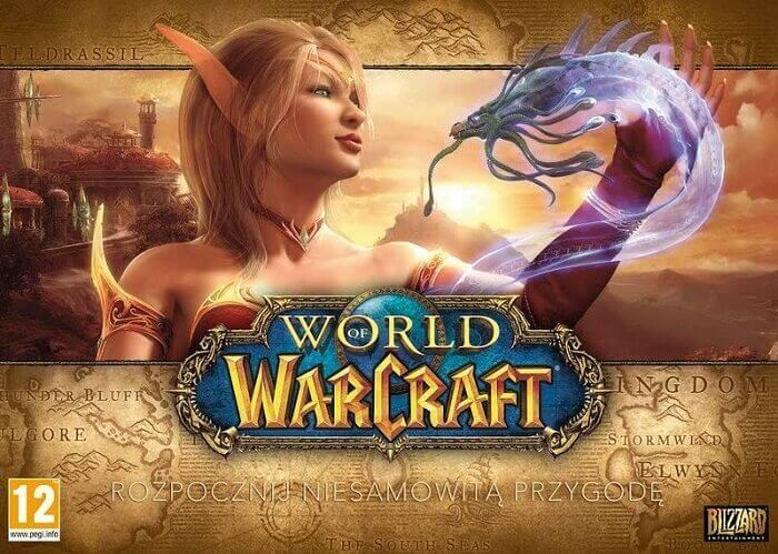 Gram.pl kod rabatowy World of Warcraft na Newsweek