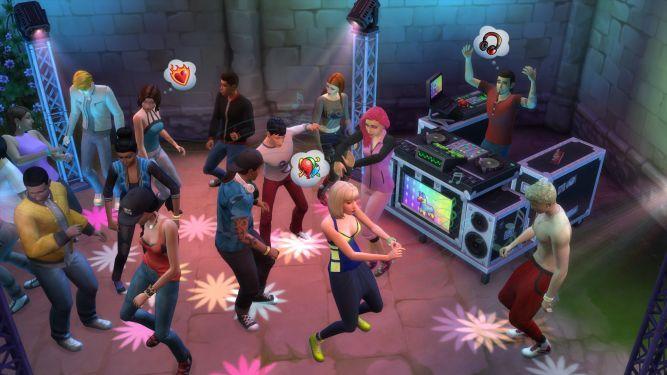 Gram.pl promocje The Sims na Newsweek