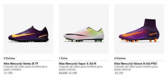 promociones y ofertas Nike
