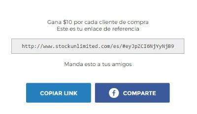 código de promoción Stock Unlimited