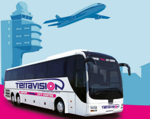 código promocional Terravisión print