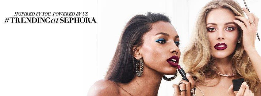 Sephora promocje najlepszy makijaz