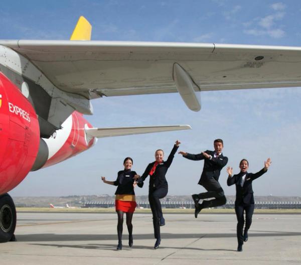 codigo promocional Iberia Express print