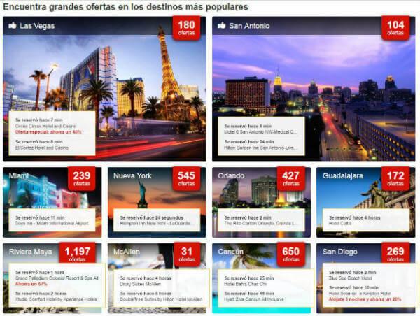 codigo de descuento Hoteles.com