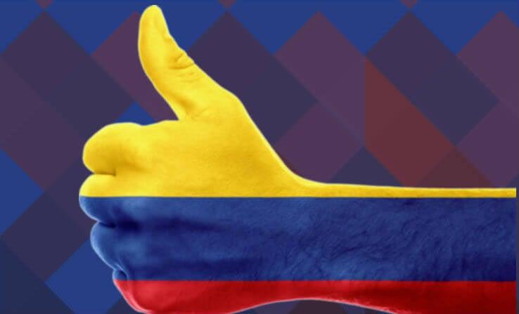 Diseño web Imagina Colombia