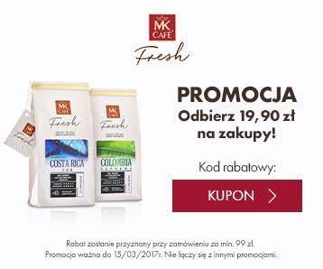 MKfresh.pl Kod rabatowy