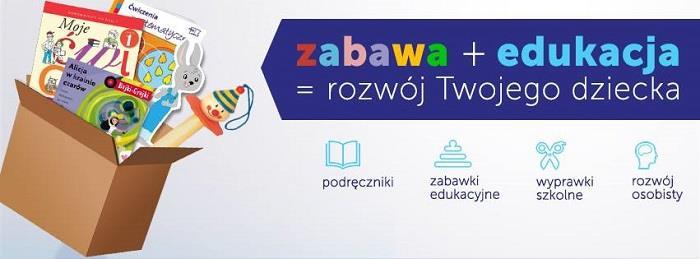 Księgarnia Edukacyjna kod rabatowy na Fakt.pl podręczniki
