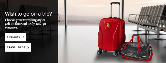 pcupones de descuento Ferrari