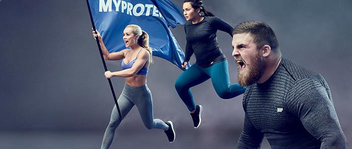 myprotein kody promocyjne akcesoria sportowe