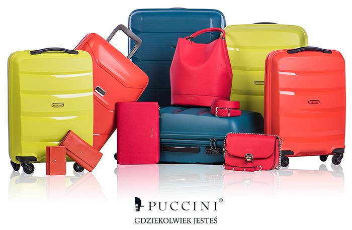 puccini kody rabatowe walizki