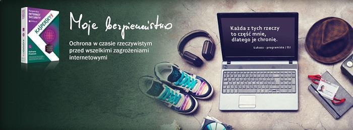 Kupon rabatowy Kaspersky na Fakt.pl