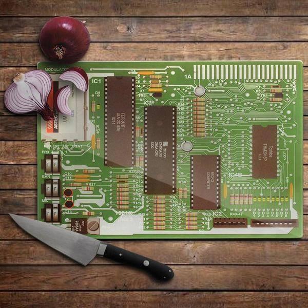 ministerstwo gadzetow komputerowa deska do krojenia