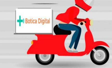 cupon descuento Botica digital print