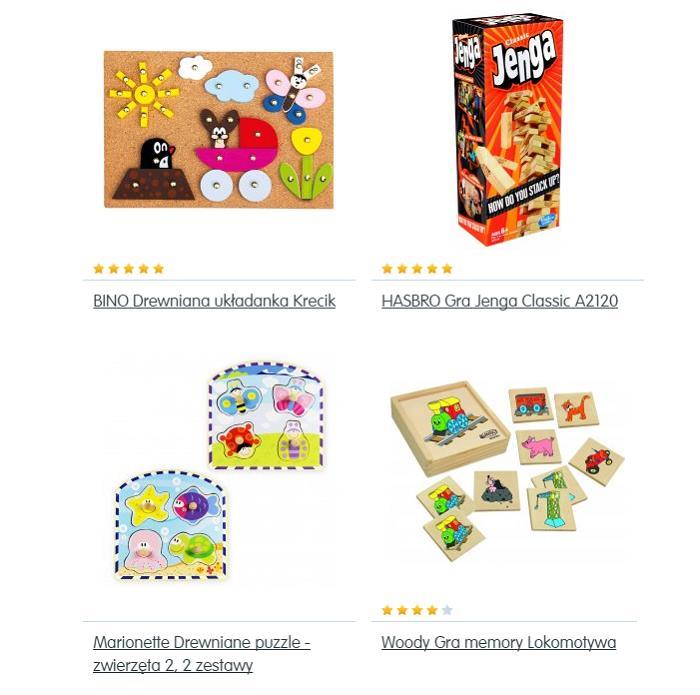 kody rabatowe mall pl na zabawki dla dzieci