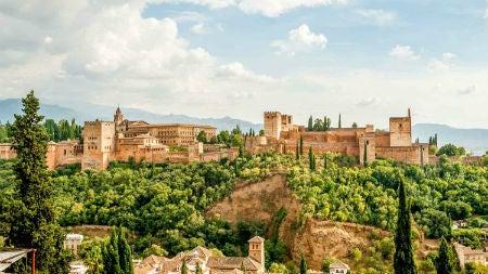 descuentos Alhambra print
