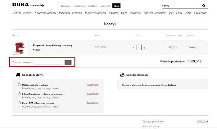 Duka promocje na Fakt.pl
