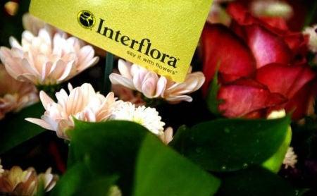 cupon descuento Interflora print