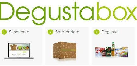 codigo promocional Degustabox print