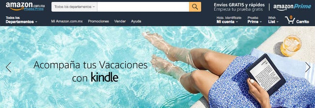 Descuentos Amazon
