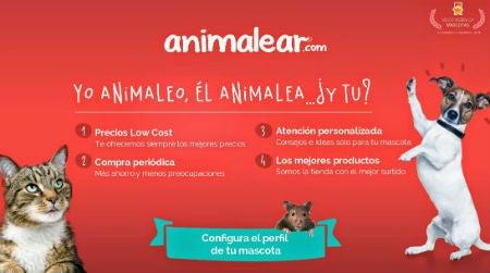 codigo descuento Animalear print