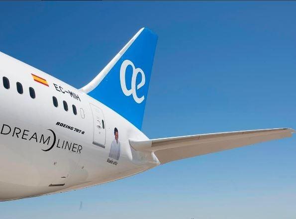 Cupón Descuento Air Europa