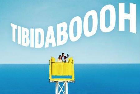 Tibidabo 2x1 print