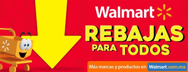 Hot Sale Walmart Rebajas