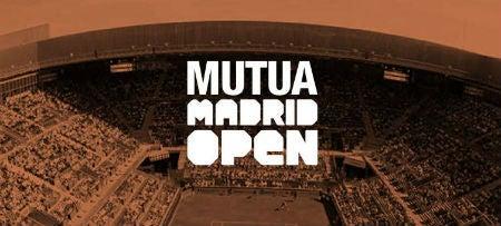 codigo promocional Mutua Madrid Open print