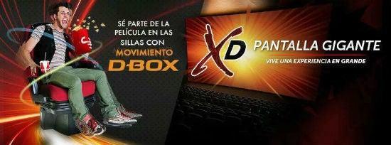 Ofertas y promociones Cinemark