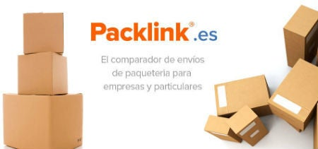 cupon descuento Packlink print