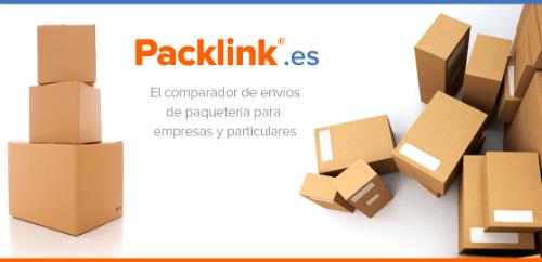 cupon descuento Packlink print