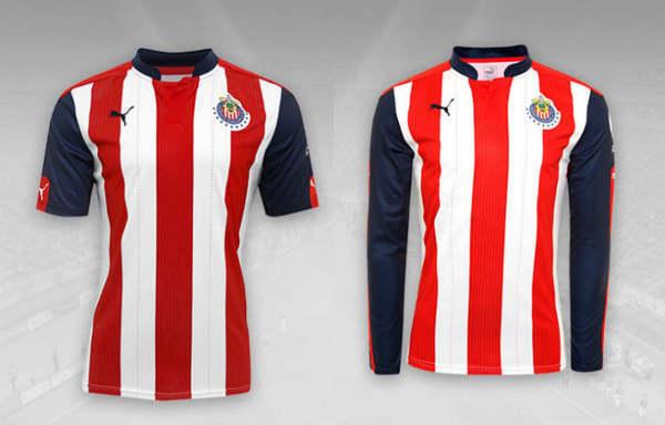 Nueva Playera de Chivas