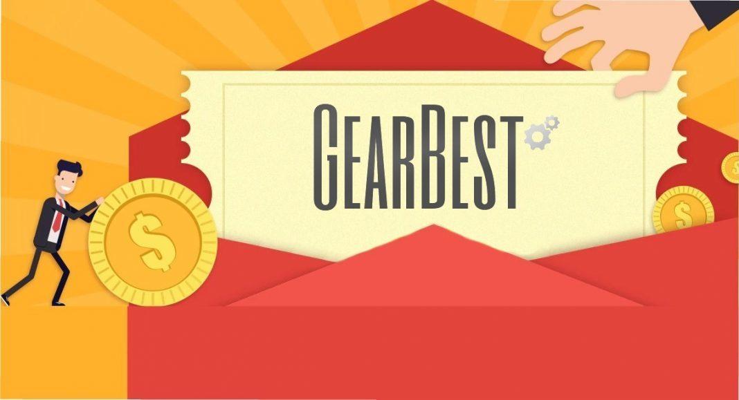 купоны Gearbest
