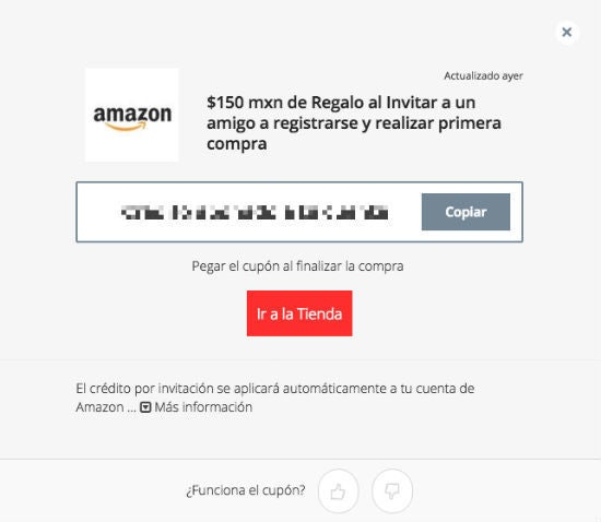 Codigo Promocional Amazon Casio