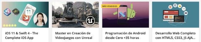 Promociones Udemy